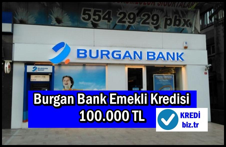 Burgan Bank Emekli Kredisi Nasıl Alınır?