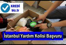 İstanbul Yardım Kolisi Başvurusu Nasıl Yapılır?